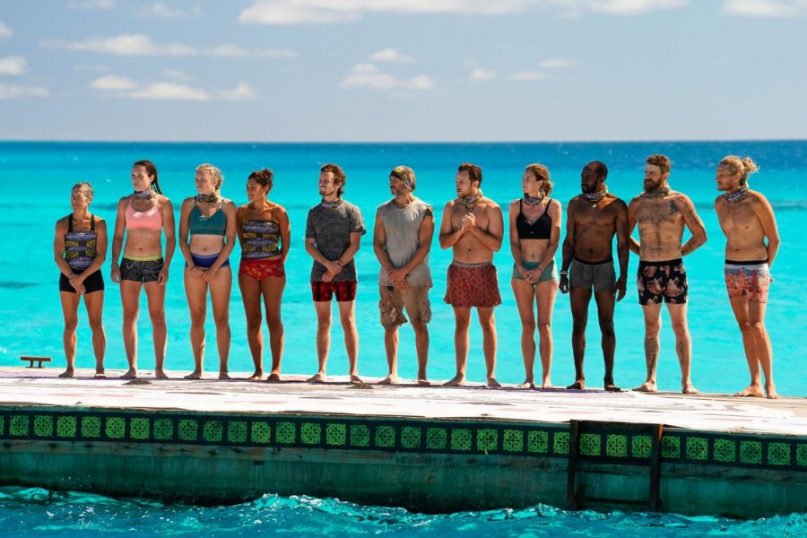 """Survivor: Winners at War"" is a reality television spectacle. (Courtesy of Facebook)"