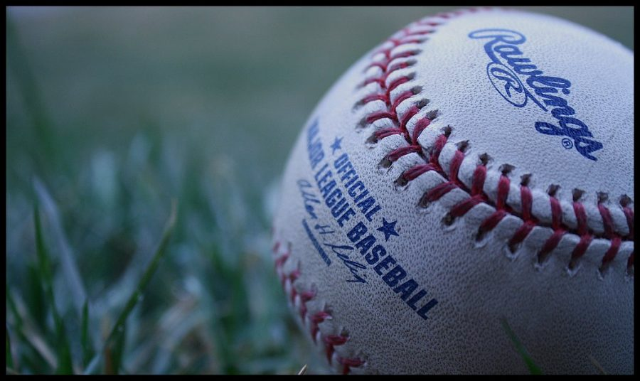 Major League Baseball is on hold for all the wrong reasons. (Courtesy of Flickr)