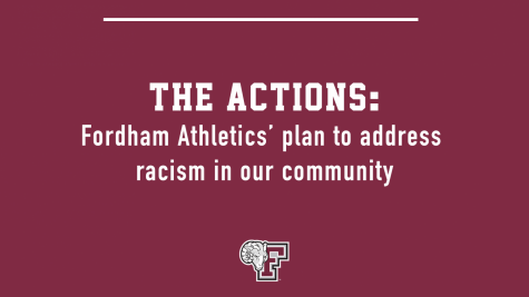 Fordham Athletics