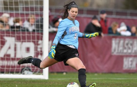 Fordham Women's Soccer: Kelly LaMorte