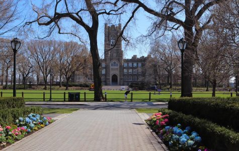 Fordham increased its tuition by 3.33% for the 2020-2021 academic year. (Mackenzie Cranna / The Fordham Ram)