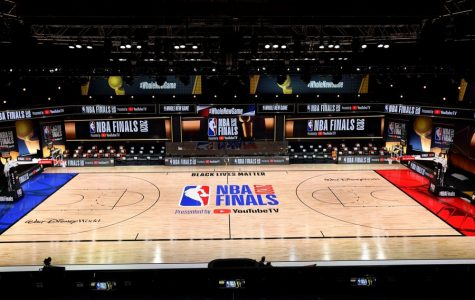 Orlando, Florida will host the first-ever neutral-site NBA Finals. (Courtesy of Twitter)