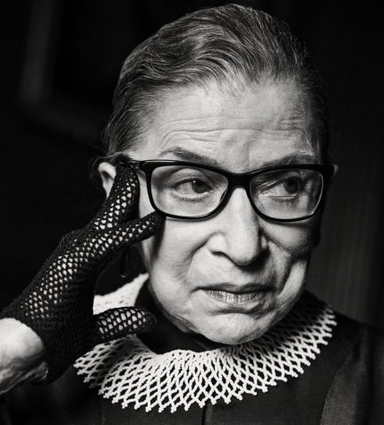 The death of Ruth Bader Ginsburg has left an opening in the Supreme Court. (Courtesy of Twitter)
