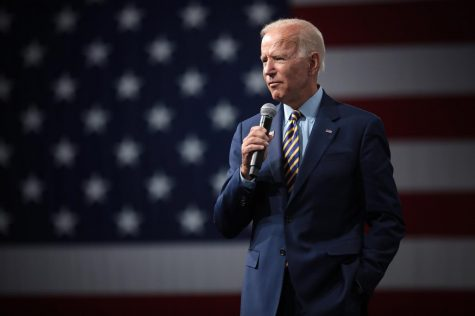 Former Vice President Joe Biden and President Trump will face off in their first debate on Tuesday. (Courtesy of Flickr)