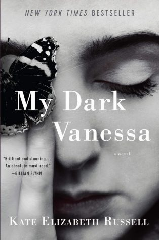 "Pictured: the cover of ""My Dark Vanessa,"" by Kate Elizabeth Russell. (Courtesy of Facebook)"