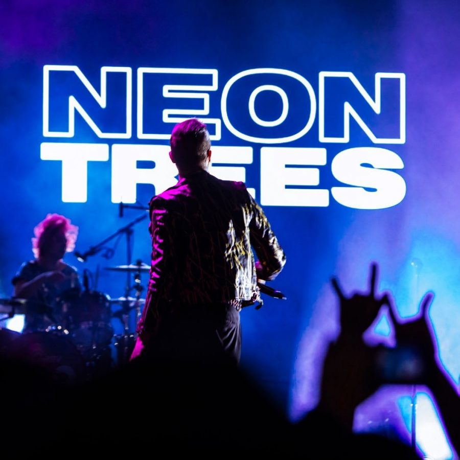 Neon+Trees+just+released+their+newest+album+%22I+Can+Feel+You+Forgetting+Me.%22+%28Courtesy+of+Facebook%29