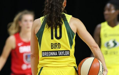 Sue Bird (above) will try to lead her Seattle Storm to a WNBA championship. (Courtesy of Twitter)