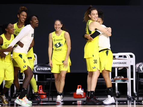 Beyond the Scoreboard: Get Behind the WNBA or Get Left Behind