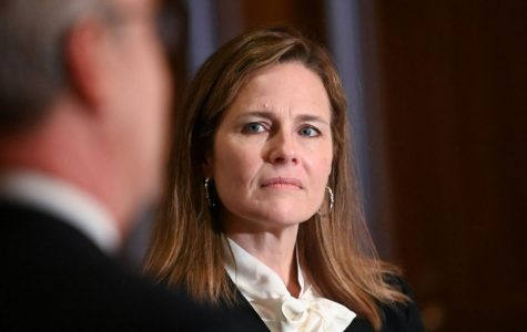 Judge Amy Coney Barrett has been appointed to replace Justice Ruth Bader Ginsburg on the Supreme Court. (Courtesy of Twitter)