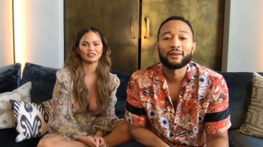 Chrissy+Teigen+and+John+Legend+recently+opened+up+about+their+lost+pregnancy.+%28Courtesy+of+Facebook%29