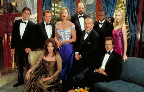 """West Wing"" returned for a renuion special on HBO.  (Courtesy of Facebook)"