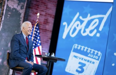 According to CBS News, Biden broke the record for the most popular votes cast for a U.S. presidential candidate. (Courtesy of Twitter)